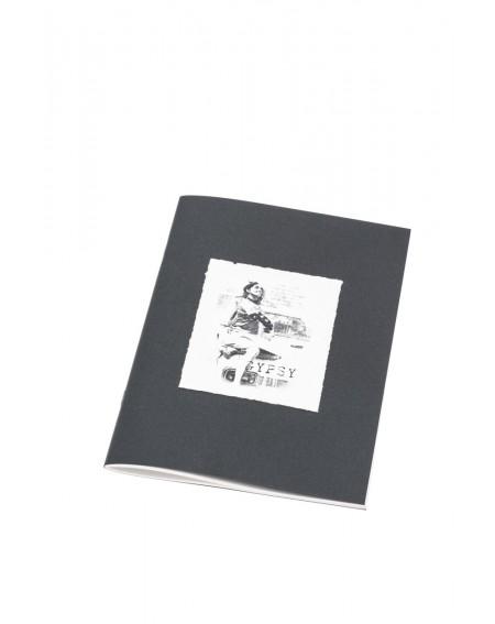 Cahier Gypsy noir & blanc