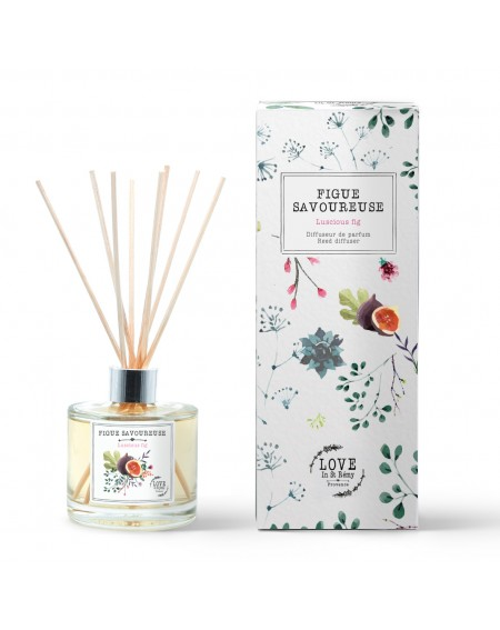 "Reed diffuser ""Luscious fig"""