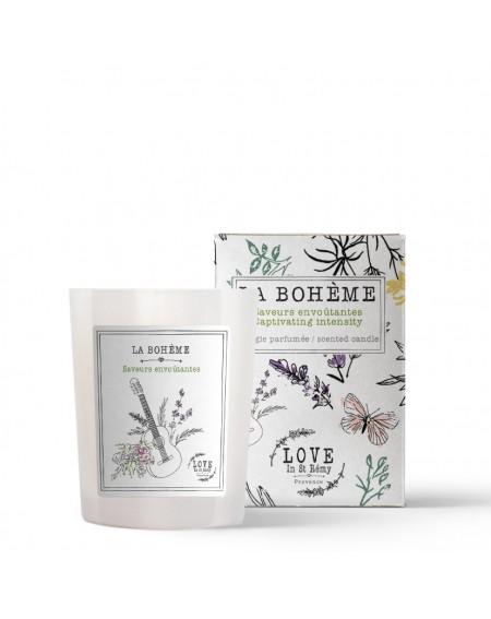 """""""La Bohème"""" candle"""