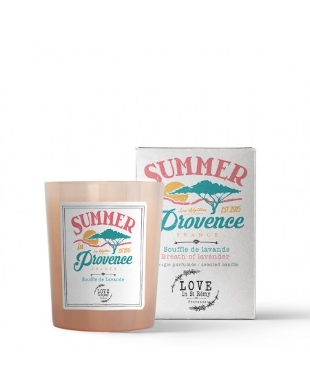 """""""Summer in Provence"""" candle"""