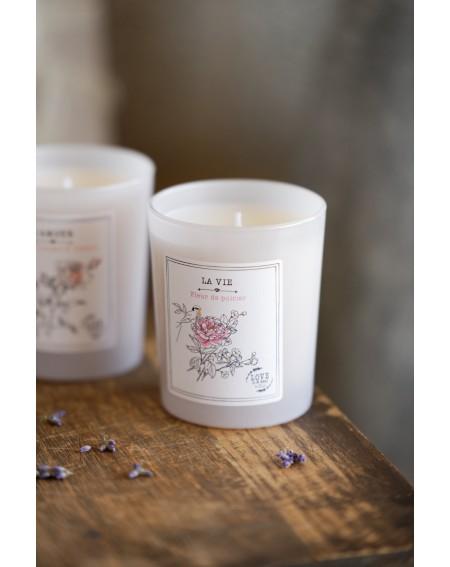 """""""La Vie"""" candle"""