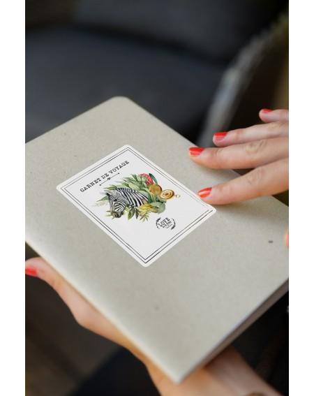 Trilogie cahiers «Carnet de Voyage»