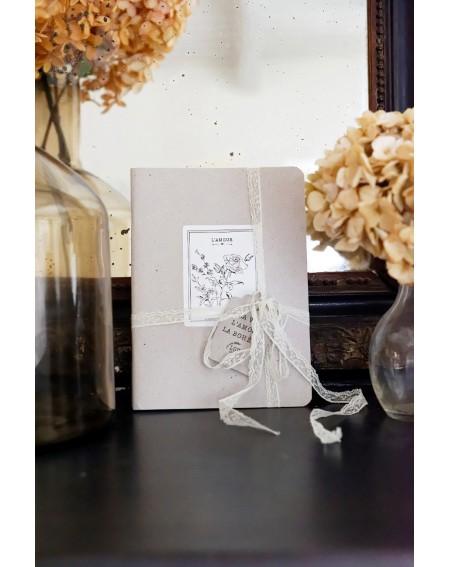 """""""La Vie, l'Amour, La Bohème"""" notebook trilogy"""