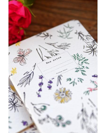 Petit cahier «Jardin Provençal»