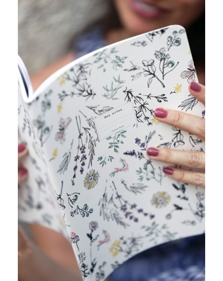 Grand cahier «Jardin Provençal»