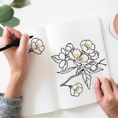 Aujourd'hui, nous avons choisi de vous parler de LA VIE, 🌾🦋 notre #fragrance délicate à la fleur de poirier, conçue comme une ode aux plaisirs simples, à la douceur de vivre en #Provence, comme un hymne au #printemps et à ses vergers fleuris.  Elle se décline en bougie, en diffuseur et même sur nos #cahiers !  Aviez vous remarqué ce petit détail à l'encre de chine, discrètement 🌾🦋incrusté sur tous les packagings LA VIE ?  - The candle, LA VIE, is an ode to simple pleasures, to the sweetness of life, a hymn to #spring. 🌾🦋   Its pear flower fragrance evokes the blooming orchards that brighten the Provençal #countryside as winter finally releases its frozen grip.  #fleurdepoirier #pearflower #chinaink #loveinstremy #notebook #senteursdeluxe  #poirier