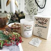 Avec @madame_edouard ❤🌲🙏🏻 toutes les occasions sont bonnes pour allumer une bougie ! Comme elle partagez avec nous vos ambiances #cosy délicieusement parfumées... celles qui vous font enclencher le mode bougie !  Merci pour ce partage inspirant. - #bougiesparfumées #loveinstremy #provence #bougie #winterinprovence #homesweethome🏡 #noël