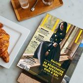 SO PROUD !!! ELLE magazine, c'est notre chouchou ❤⚡ alors à chaque fois qu'on se retrouve dans ses pages, on ne boude pas notre plaisir ! - - - @ellefr #instamood #lifestyle #presse #ellemagazine  #loveinstremy #bougiesparfumées #provence