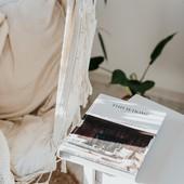 """Inspire"". 🌾📖☀️ Un jour un livre…sous le soleil de Provence. #hamac #farniente  #summervibes #readabook #provencelifestyle #theartofsimpleliving #thisishome #provence #saintremydeprovence #whitecolor #slowlife #weekend  - Read read read… under the sun of Provence. 🌾📖☀️"