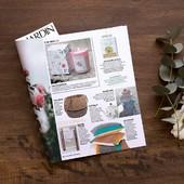 [ PRESSE ] Notre bougie parfumée Rose d'antan à l'honneur dans @monjardinmag 🌸🌿🌾 le magazine incontournable des passionnés de déco et de beaux #jardins.  Dedans, dehors un même esprit, parce que le jardin est plus que jamais le prolongement #naturel de la maison ! 🌸🌿🌾 - 🇬🇧 Mon Jardin & Ma maison magazine talks about us ! They had a crush on our Heirloom rose scented #candle.  - Crédit photo presse : @thierryteisseire  - #presse #instamood #monjardinmamaison #roses🌹  #loveinstremy #bougiesparfumées #provence